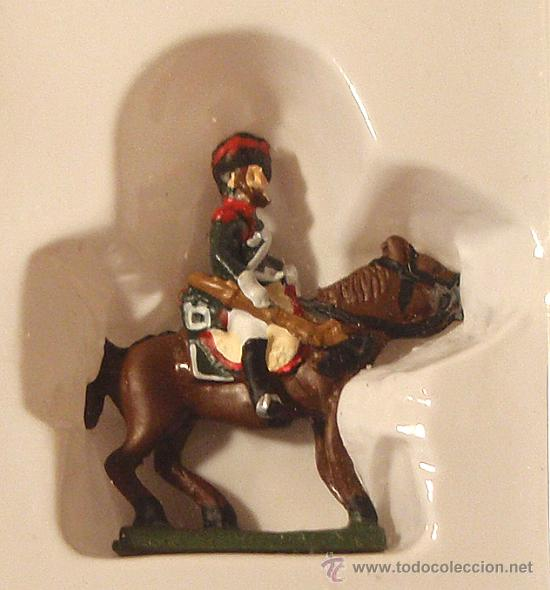 Hobbys: Revista SOLDADOS Y ESTRATEGIA nº 5 + Soldado Ejército Napoleónico (15 mm.) - Foto 2 - 27788338