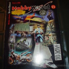 Hobbys: REVISTA DE MODELLISMO. EXELENTE CALIDAD DE PAPEL. Lote 27896836