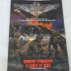 Hobbys: MINUS ALLIED AIRBONE FORCES IN NORMANDY DE FLAMES OF WAR 15MM EN INGLES. Lote 28503994