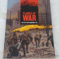 Hobbys: REGLAMENTO DE FLAMES OF WAR 15MM EN INGLES DE LA MARCA BATTLEFRONT MINIATURES. Lote 28504427