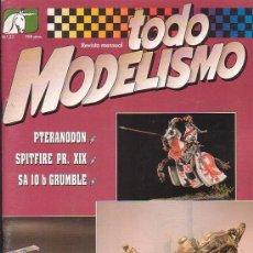 Hobbys: TODO MODELISMO Nº 23 - EDITADA : 1992. Lote 29356938