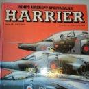 Hobbys: HARRIER, EDITORIAL JANÉS AIRCRAFT SPECTACULAR.. Lote 29551410