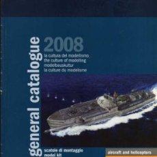 Hobbys: CATÁLOGO GENERAL 2008 ITALIERI - 146 PÁGINAS - EN INGLÉS. Lote 29629973