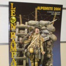 LEON RAMPANTE ALPEDRETE 2004 OFERTA