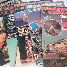 Hobbys: LOTE DE 5 REVISTAS DE MODELISMO & HISTORIA .. Lote 30095253