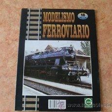 Hobbys: MODELISMO FERROVIARIO,FASCICULO 18,EDICIONES GRANADA,AÑO 1993. Lote 31590679