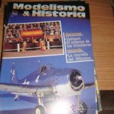 Hobbys: MODELISMO Y HISTORIA Nº 30. LA MURALLA DEL ATLANTICO. Lote 32079262