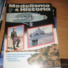 Hobbys: MODELISMO Y HISTORIA Nº 40. KONIGSTIGER. Lote 32079266