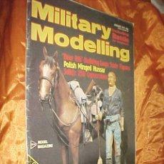 Hobbys: MILITARY MODELLING. VOL. 11. Nº 1. JANUARY 1981. MODEL DIVISION MAGAZINE. REVISTA EN INGLES *. Lote 32371817