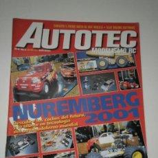Hobbys: AUTOTEC MODELISMO RC Nº 82 - AUTO RADIO CONTROL RC COMPETICION. Lote 32464506
