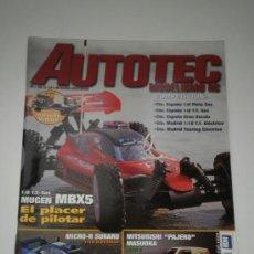 Hobbys: AUTOTEC MODELISMO RC Nº 111 - AUTO RADIO CONTROL RC COMPETICION. Lote 32464516