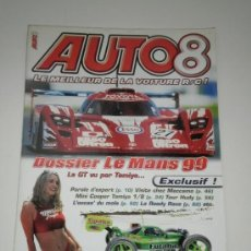 Hobbys: AUTO 8 Nº 162 - REVISTA FRANCESA - MODELISMO AUTO RADIO CONTROL RC COMPETICION. Lote 32464554