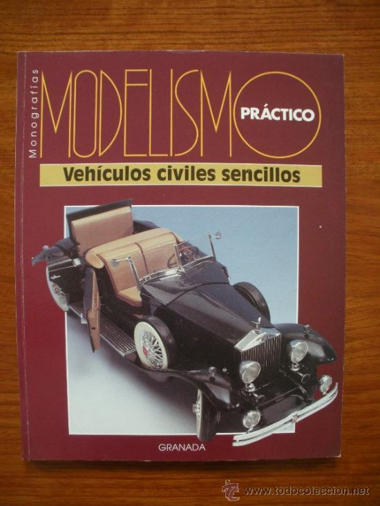 MODELISMO PRACTICO LOTE DE 3 MONOGRAFIAS (Juguetes - Modelismo y Radiocontrol - Revistas)