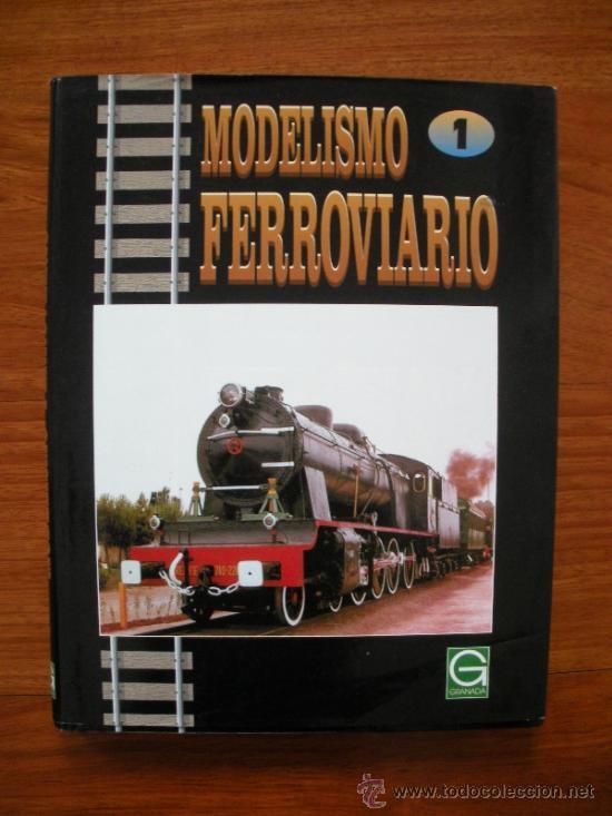 MODELISMO FERROVIARIO TOMO 1 (Juguetes - Modelismo y Radiocontrol - Revistas)
