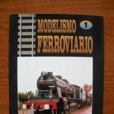 Hobbys: MODELISMO FERROVIARIO TOMO 1. Lote 33296683