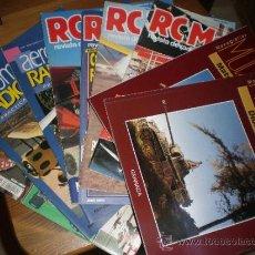 Hobbys: RC MODEL,MODELISMO PRACTICO Y AEROMODELISMO RADIOCONTROL 9 REV.. Lote 33824025