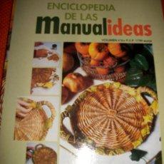 Hobbys: ENCICLOPEDIA DE LAS MANUALIDADES - VOLUMEN 4 - PORCELANA, MARMOLINA, LATON, … CON ESQUEMAS - 177 PAG. Lote 37064778