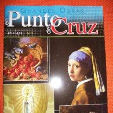 Hobbys: REVISTA PUNTO DE CRUZ - GRANDES OBRAS EN PUNTO DE CRUZ - NUEVA - Nº 3 - OUYEAHRECS. Lote 34388722
