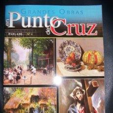 Hobbys: REVISTA PUNTO DE CRUZ - GRANDES OBRAS EN PUNTO DE CRUZ - NUEVA - Nº 4 - OUYEAHRECS. Lote 34388743