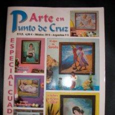 Hobbys: REVISTA ARTE PUNTO DE CRUZ - ESPECIAL CUADROS - Nº 5 - NUEVA - OUYEAHRECS. Lote 190462668