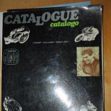 Hobbys: PROTAR MICRO MODELLI. CATALOGO AÑOS 70. 74 PAG. MUY RARO. Lote 34541898