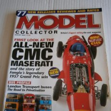 Hobbys: REVISTA MODEL COLLECTOR, Nº 204, AGOSTO 2005.. Lote 34542503