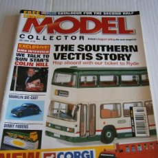 Hobbys: REVISTA MODEL COLLECTOR, Nº 191, JULIO 2004, CORGI, SUN STAR, VER PORTADA.. Lote 34542964