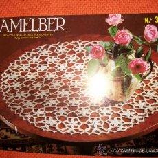 Hobbys: REVISTA AMELBER - TAPETES DE GANCHILLO - Nº 335. Lote 34646960