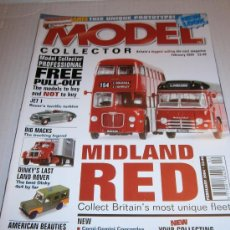 Hobbys: REVISTA MODEL COLLECTOR, Nº 186, FEB. 2004. Lote 34820461