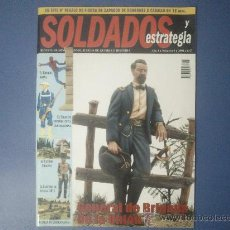 Hobbys: REVISTA SOLDADOS Y ETRATEGIA N.5. Lote 34846062