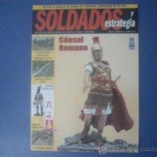 Hobbys: REVISTA SOLDADOS Y ESTRATEGIA N.6. Lote 34846086