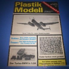 Hobbies - REVISTA PLASTIK MODEL N.6 AÑO 1973 - 34866366