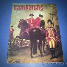 Hobbys: REVISTA CAMPAIGNS N.5, AÑO 1976. Lote 34880828
