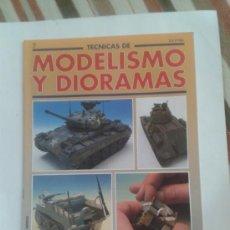 Hobbys: MODELISMO Y DIORAMAS -DETALLADO DE VEHICULOS. Lote 36980256