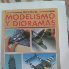 Hobbys: MODELISMO Y DIORAMAS -DETALLADO DE AVIONES -. Lote 36980278