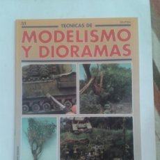 Hobbys: MODELISMO Y DIORAMAS -DIORAMAS HISTORICOS II -. Lote 36980294