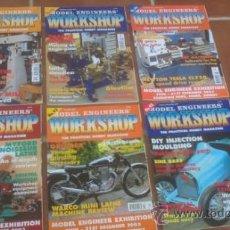 Hobbys: REVISTAS INGLESAS DE HOBBY 26 DISTINTAS.MODEL ENGINEERS.WORKSHOP. Lote 37099313