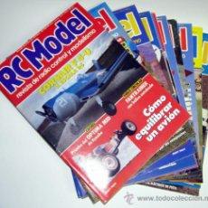 Hobbys: RC MODEL 1988. Lote 37112771