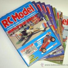 Hobbys: RC MODEL 1989. Lote 37112807