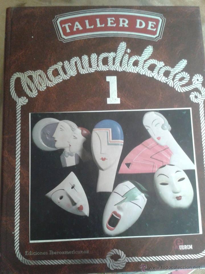 TALLERDE MANUALIDADES (Juguetes - Modelismo y Radiocontrol - Revistas)