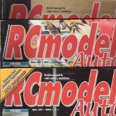 Hobbys: RC MODEL AUTO, Nº 248, 249, 257,. Lote 40026272