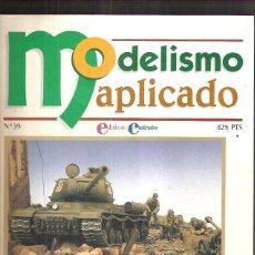 Hobbys: MODELISMO APLICADO 39. Lote 40203966