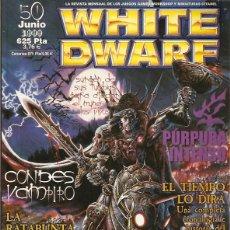 Hobbys: REVISTA WHITE DWARF Nº 50. Lote 49315032