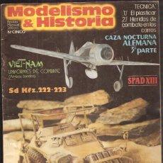 Hobbys: MODELISMO & HISTORIA 5. Lote 40835848