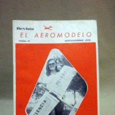 Hobbys: REVISTA, EL AEROMODELO, Nº 11, 1973, MODELHOB, MADRID. Lote 41451279
