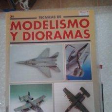 Hobbys: MODELISMO Y DIORAMAS -SUPERDETALLADO DE AVIONES. Lote 41481290