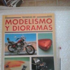Hobbys: MODELISMO Y DIORAMAS -CONSTRUCCION DE MOTOS Y CAMIONES . Lote 41481416