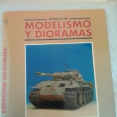 Hobbys: MODELISMO Y DIORAMAS -PASTAS -VEHICULOS MILITARES. Lote 41481546