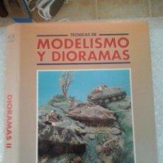 Hobbys: -MODELISMO Y DIORAMAS -PASTAS -DIORAMAS II. Lote 41481563