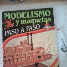 Hobbys: MODELISMO Y MAQUETAS N2 -ESCALAS- HERRAMIENTAS PARA MODELISMO NAVAL . Lote 41481618